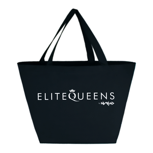 Elite Queens Black Tote