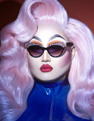 Kim Chi + PERVERSE the eros 1942 fashion eyewear kim chi merch