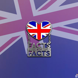 "The ""Facts are Facts: United Kingdom"" pin by Monique Heart"