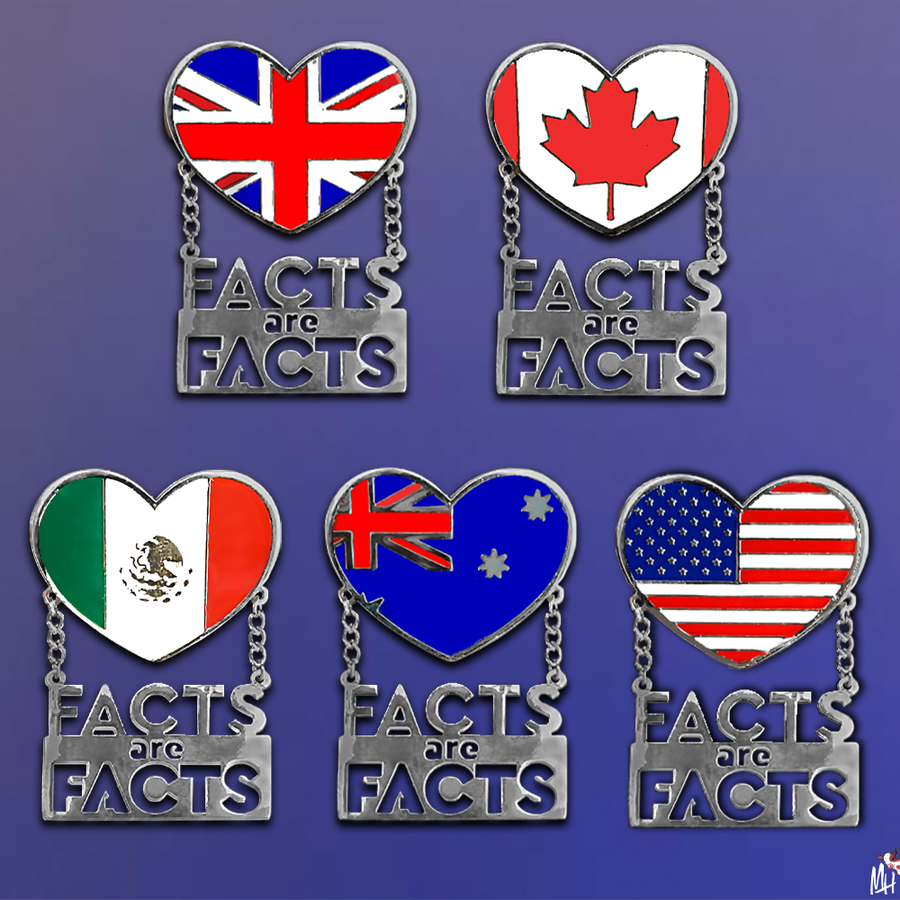 "The ""Facts are Facts: United States"" pin by Monique Heart"