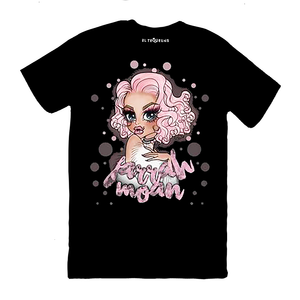 farrah signature tee farrah moan merch