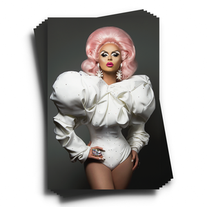 Farrah fashion print Farrah moan merch