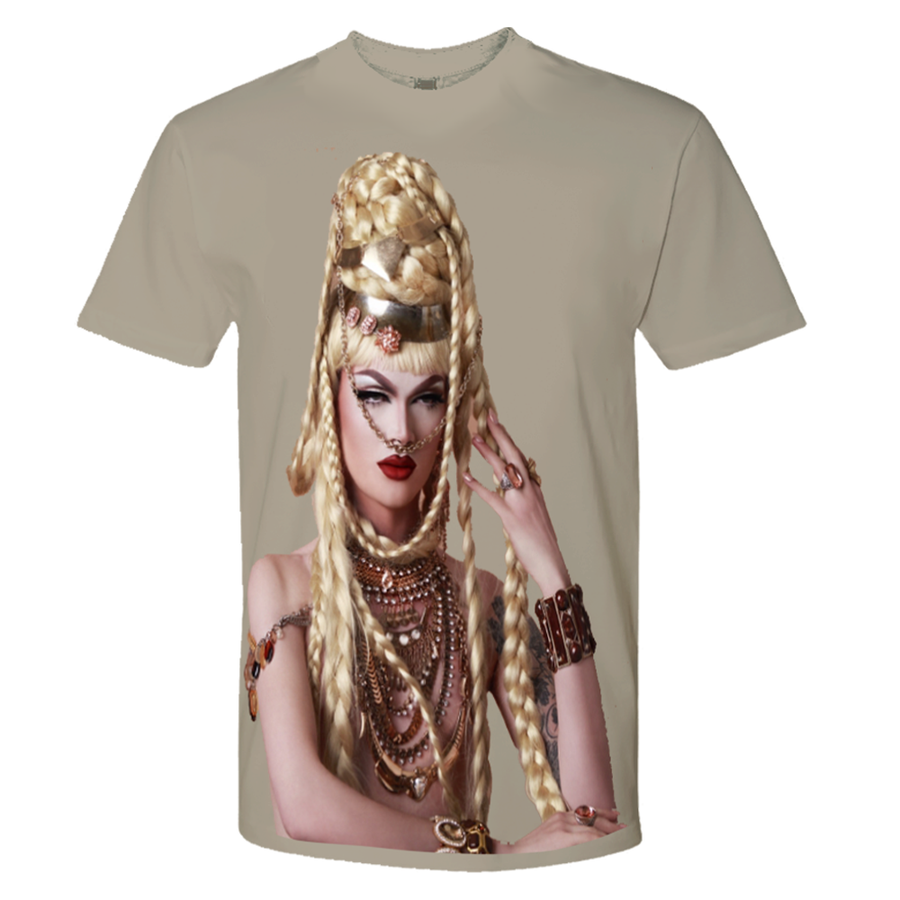 DISCONTINUED - Pearl as The Genie: a Tee