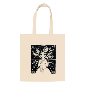 """Queen of all Seasons"" Tote"