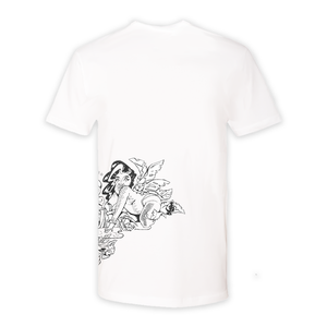"The ""Lucy is for Lovers"" Tee back"