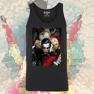 """Your Fight is Over"" Matador Tank Top (Neverland x Ali Franco)"