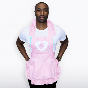 The Pretty in Pink Apron