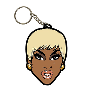"┃FLAWED┃""Monet X Change"" PVC Keychain by Chad Sell (Monet X Change)"