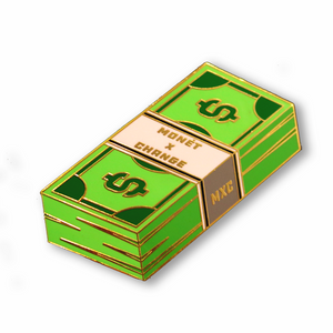 Monet X Change Money Stack Pin Monet-poly drag race Season 10