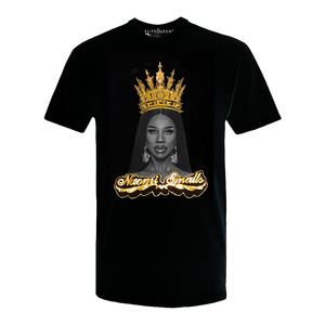 """The Crown"": a T-shirt by Naomi Smalls (2nd Generation)"