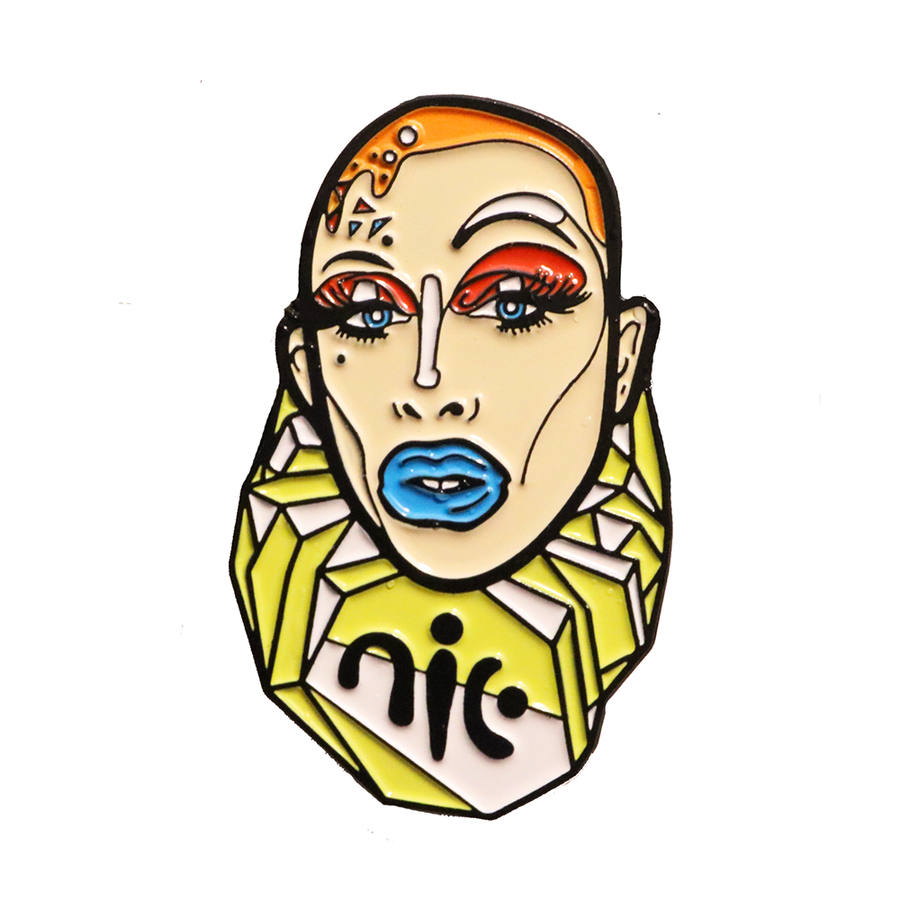"The ""Nico"" Pin"