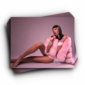 Naomi pink print Naomi smalls merch