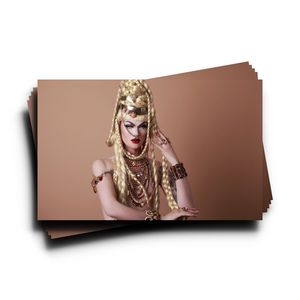 Autograph Photo Pearl as The Maharani Pearl Merch