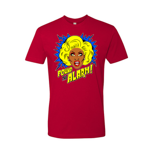 Pound The Alarm Tee (Limited Edition) Monet x change merch