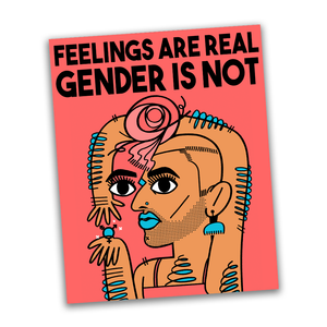 alok vaid-menon feelings are real gender is not print