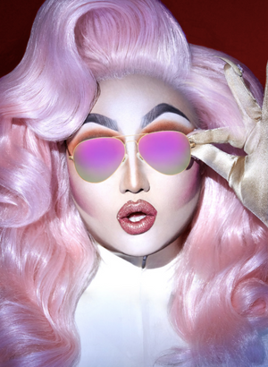 Kim Chi + PERVERSE the tonik fashion eyewear kim chi merch