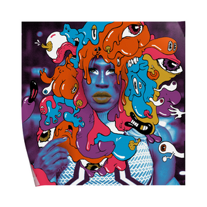 "Shea ""Coulee-D Silk Screen' Print (Limited Edition) shea coulee merch"