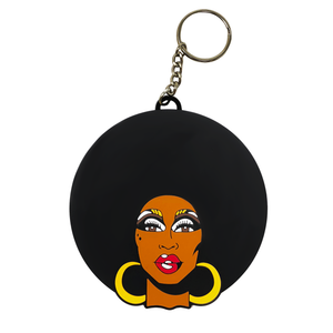 "┃FLAWED┃""The Vixen"" PVC Keychain by Chad Sell (The Vixen)"