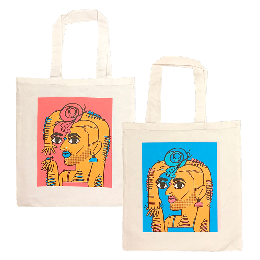 Totes Alok canvas bag Elite Queens
