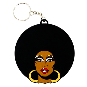 "Chad Sell ""The Vixen"" Keychain"