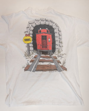 Train Double-Sided Tee