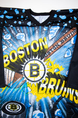 Boston Bruins All Over Print (CCM)