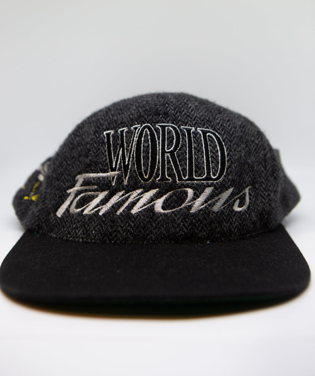 "Supreme ""World Famous"" Snapback"