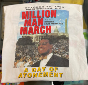Million Man March T-Shirt