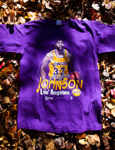 Magic Johnson Salem Tee