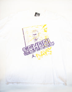 MJ School Days Tee