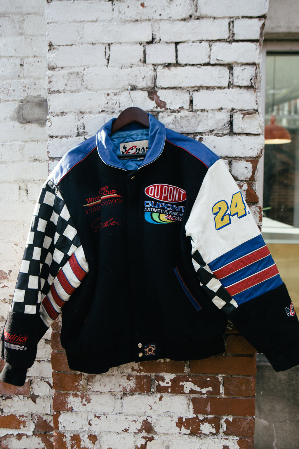 Jeff Gordon Winston Cup Racing Jacket