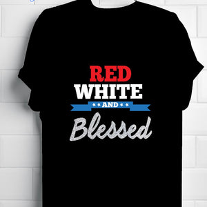 Red, White & Blessed