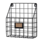 RIVISTA Wire Basket - Black