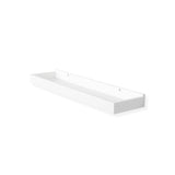 "PHILLY Bathroom Shelf Set for Bathroom Decor, Wall Mount Bathroom Organizer – 23.6"" Length – White - Wallniture"
