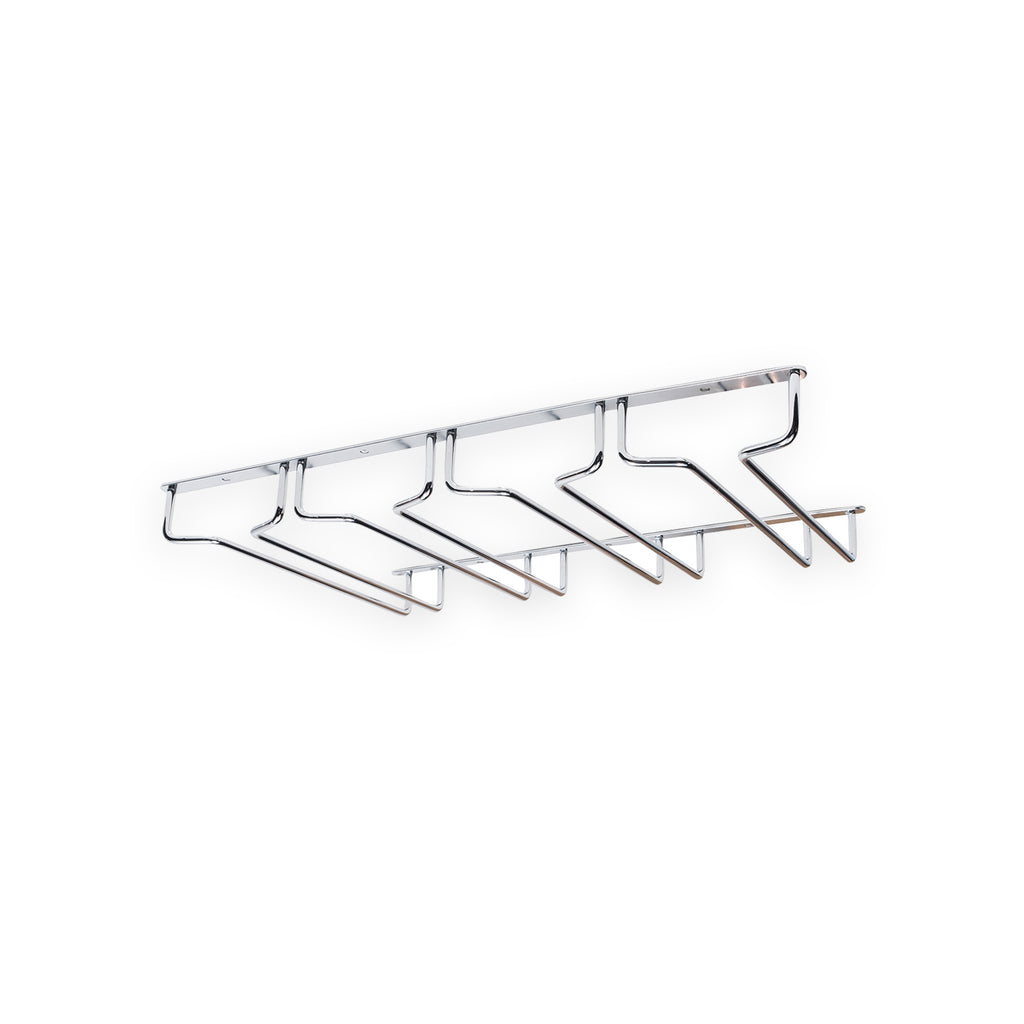 "PINOT Stemware Rack, 4 Sectional, 10"" Depth"
