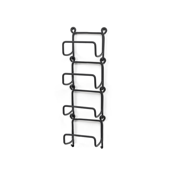 MODUWINE Wine Rack, Straight Type, 4pcs