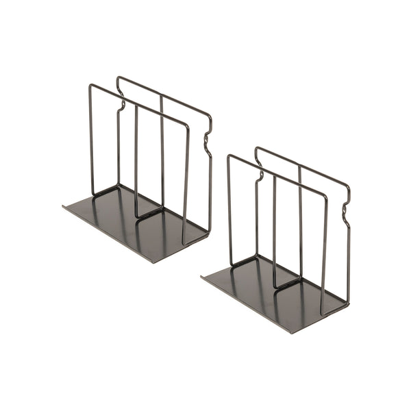 POCHE Vinyl Rack – Set of 2 – Black