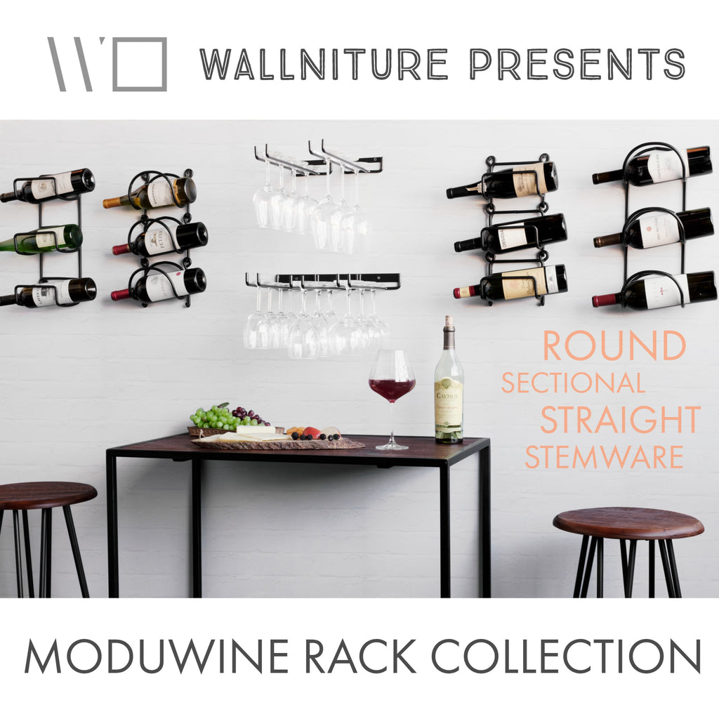 Metal Wall Mount Kitchen Wine Glass Holder Decor Holder Towel Small Kitchen Bathroom Dining Room Wallniture