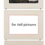 Wooden Picture Frame Photography Decor Kitchen Office DIY Project Painting Wallniture Toddlers