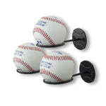 SPORTA Baseball Rack – Set of 3 – Black
