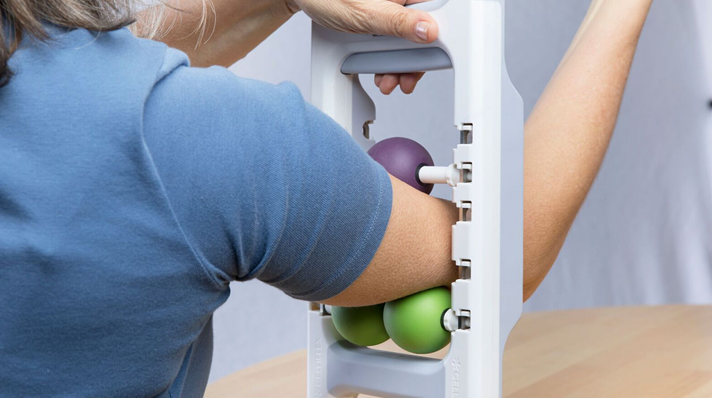 Triceps Compression On The Abacus™