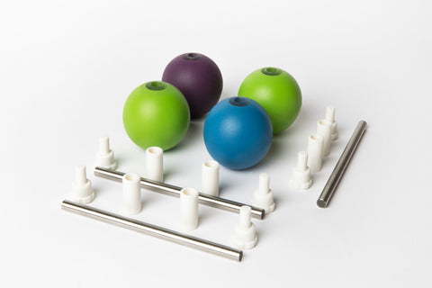 Extra ball kit for the Gelliflex Abacus