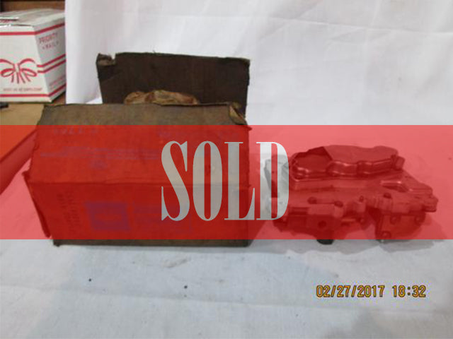 1960 Ford Transmission Main Valve Body - Sold