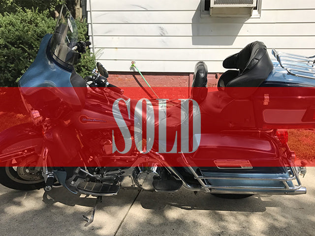1998 Harley Davidson Ultra Classic - Sold