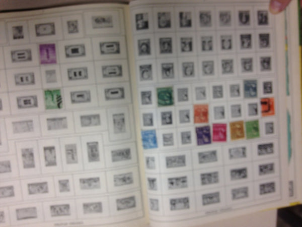 "1959 Edition of  ""My First Stamp Album"""