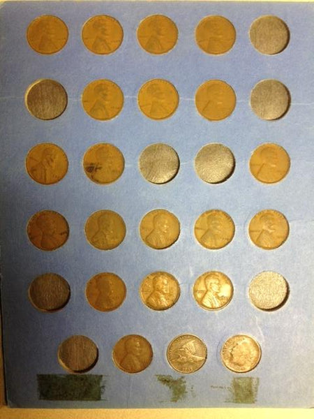 Wheat Penny  Collection - Sold