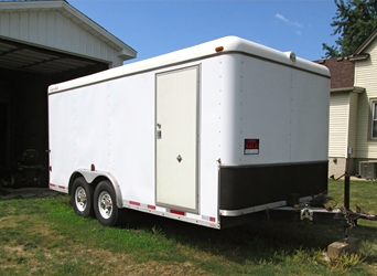 1999 Kargo King 16' Box Trailer - SOLD!!