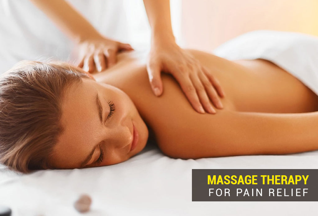Massage Therapy for Pain Relief: Why You Should Get a Massage Right Now!