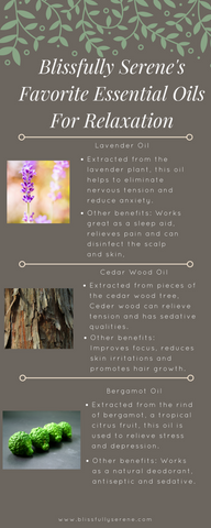 Best Oils for Relaxation