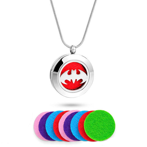 Superhero Diffuser Necklace